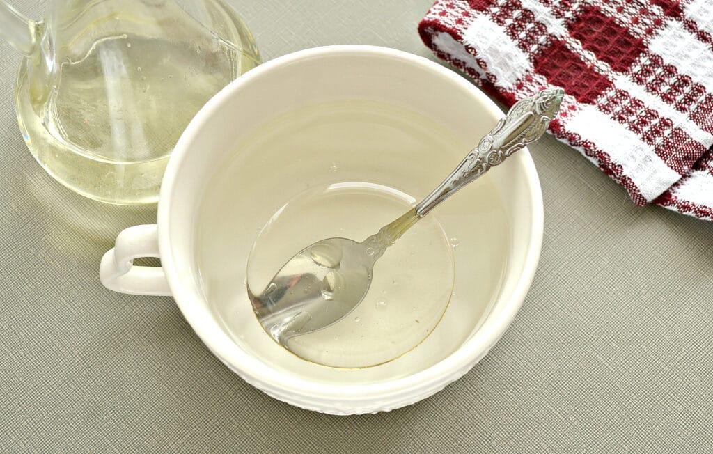 Фото рецепта - Тесто для мантов на воде и растительном масле - шаг 2