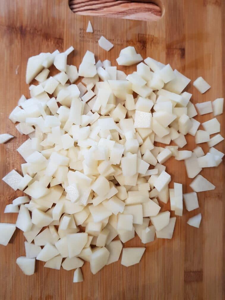Фото рецепта - Лёгкий суп на утином бульоне - шаг 4