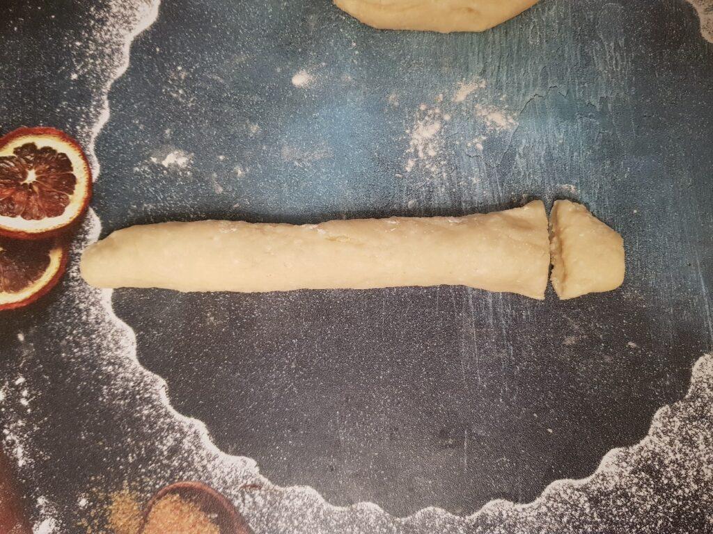 Фото рецепта - Нежные ленивые вареники - шаг 5