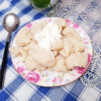 Нежные ленивые вареники - рецепт с фото