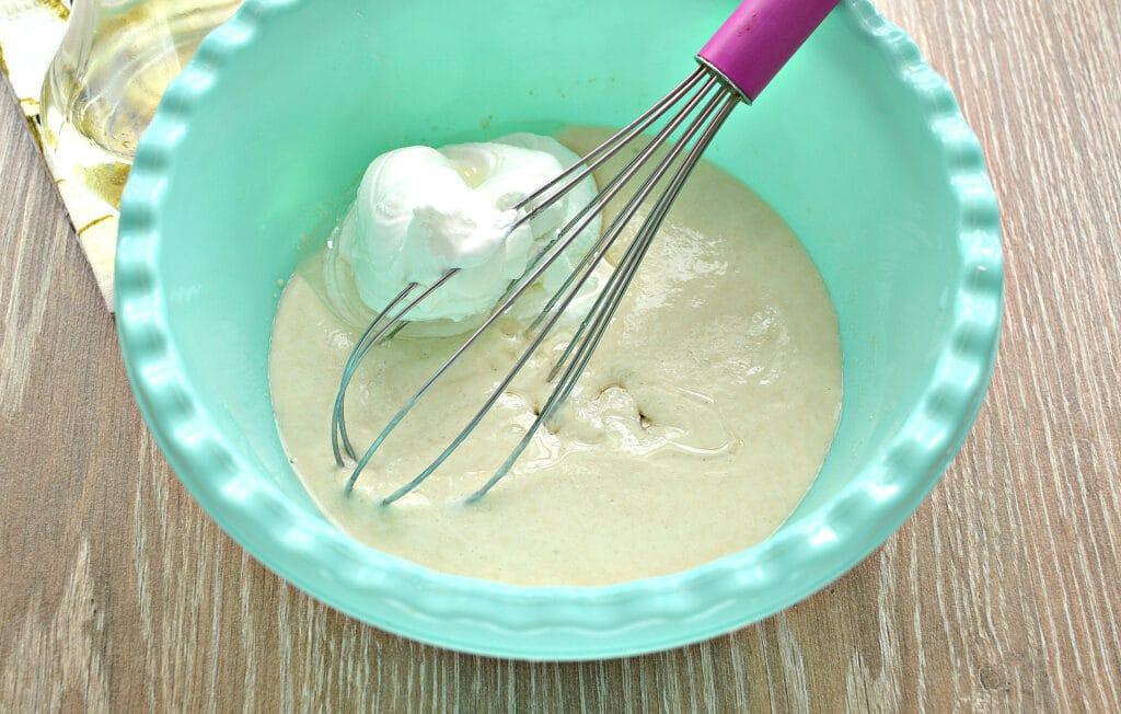 Фото рецепта - Дрожжевое тесто на сметане - шаг 3