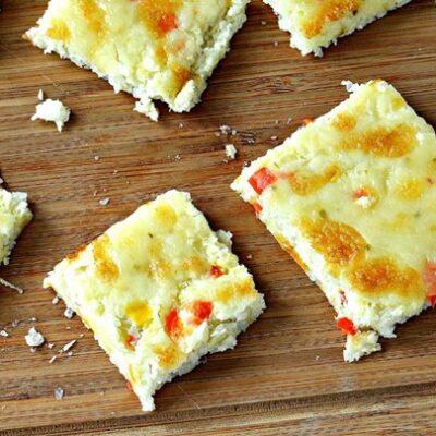 Запеканка из цветной капусты с сыром - рецепт с фото