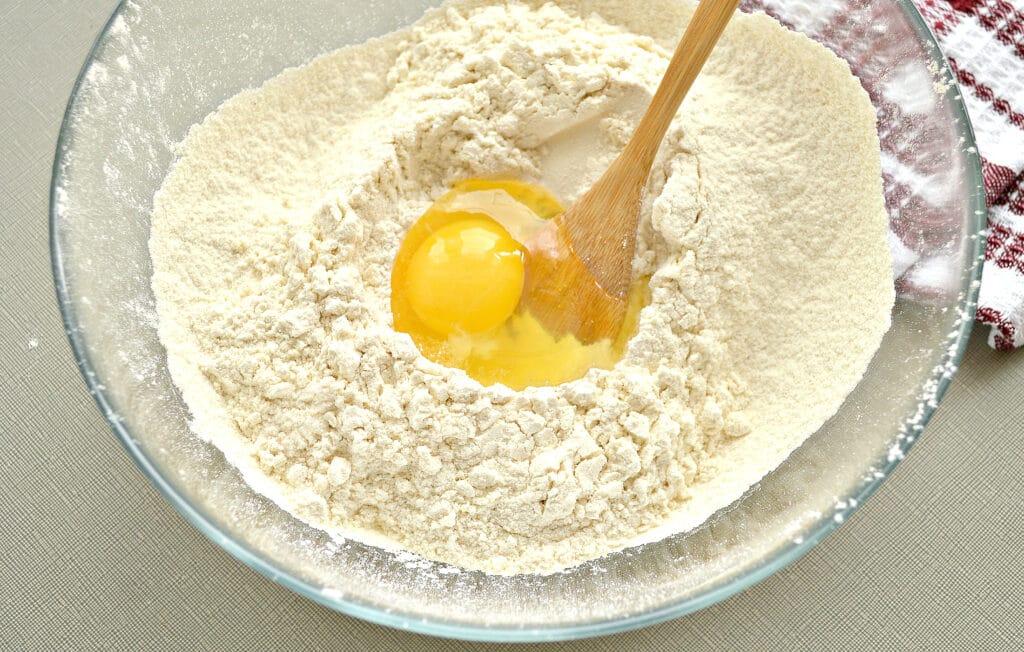 Фото рецепта - Тесто для мантов на воде и растительном масле - шаг 4