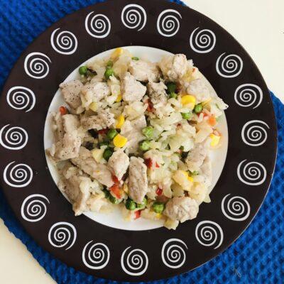 Свинина по-гавайски - рецепт с фото