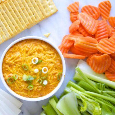 Сырный соус с курицей - рецепт с фото