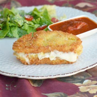 Жареный сэндвич с сыром - рецепт с фото