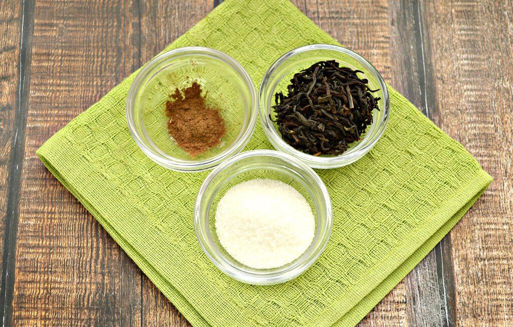 Фото рецепта - Чай с молотой корицей - шаг 1