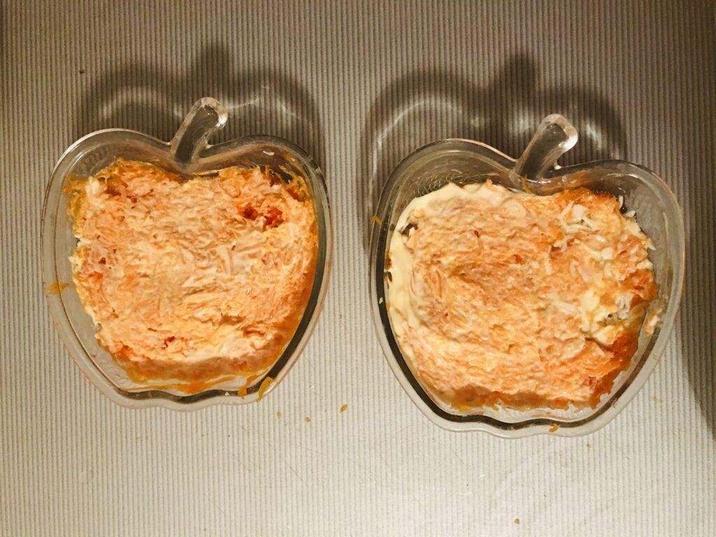 Фото рецепта - Салат «Мимоза» с тунцом - шаг 4