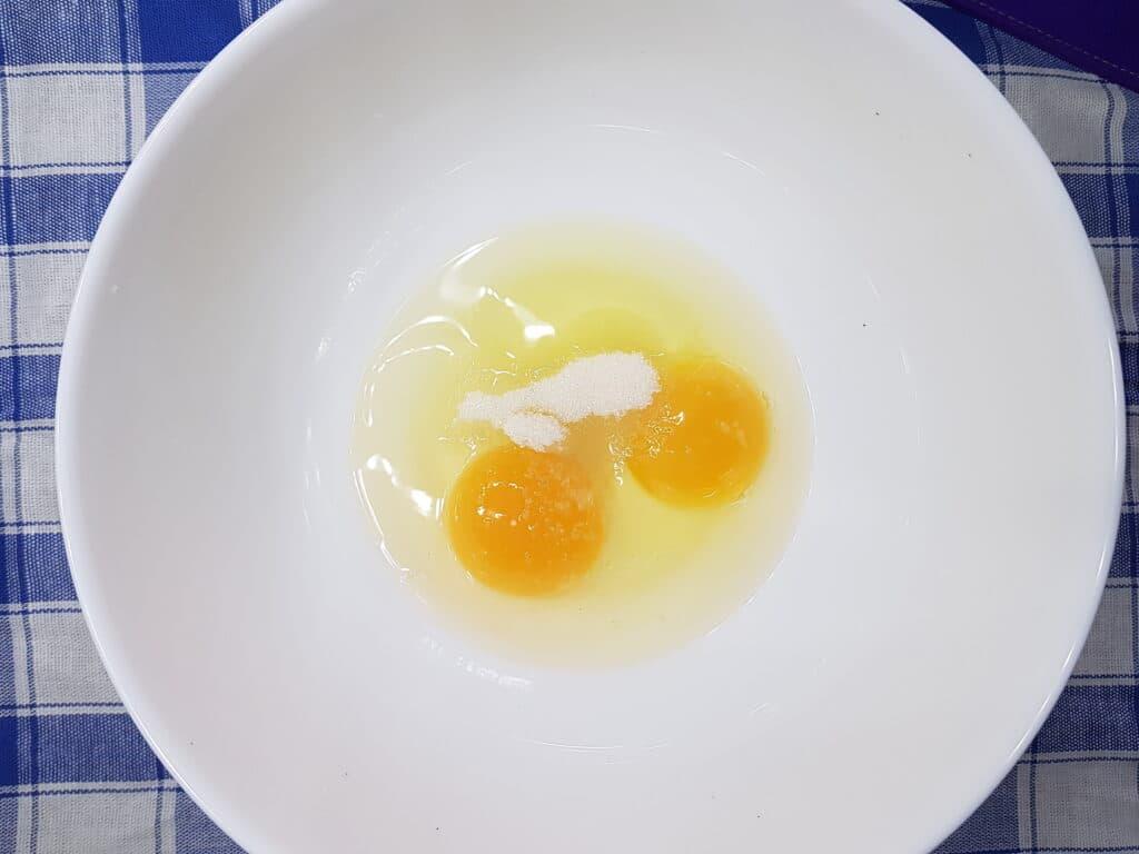Фото рецепта - Воздушные тарталетки на сливочном масле - шаг 1