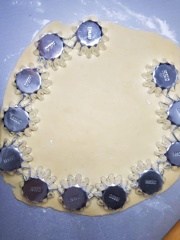 Фото рецепта - Воздушные тарталетки на сливочном масле - шаг 6