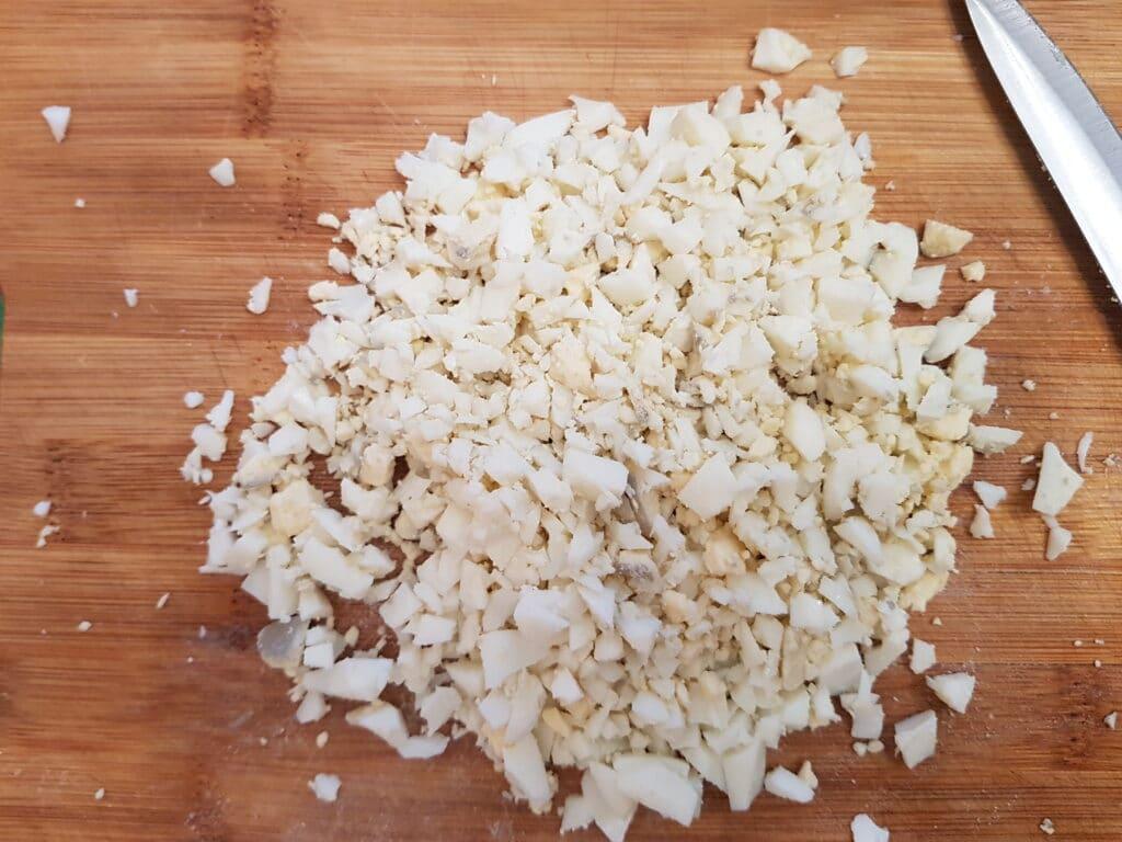 Фото рецепта - Традиционный салат Оливье - шаг 5