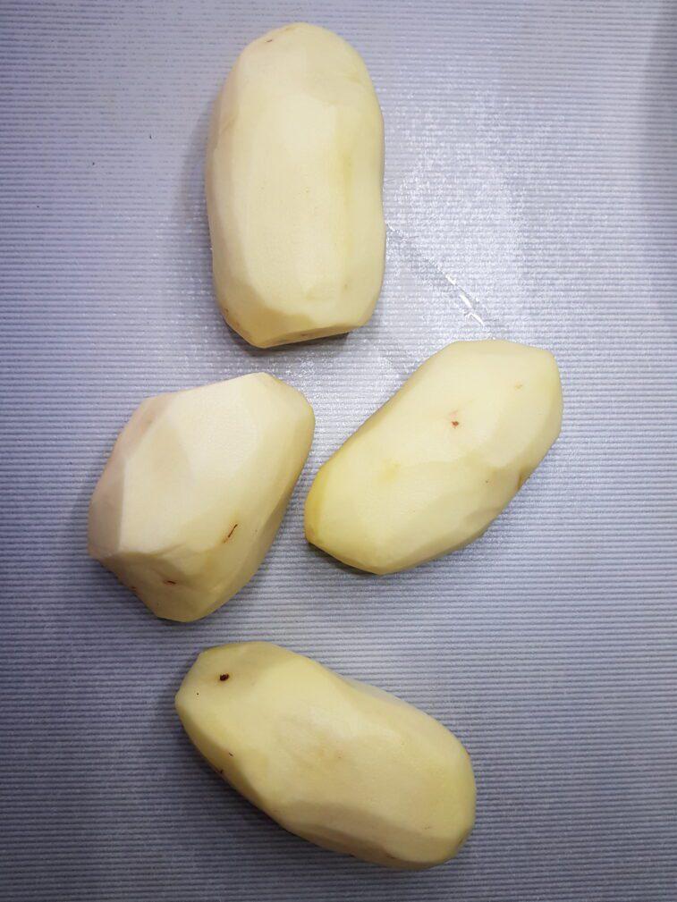Фото рецепта - Картофельные оладьи - шаг 1