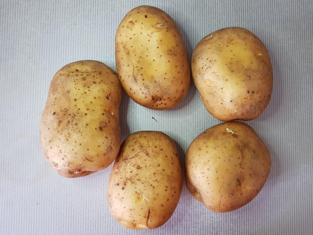 Фото рецепта - Крошка-картошка с грибной начинкой - шаг 1