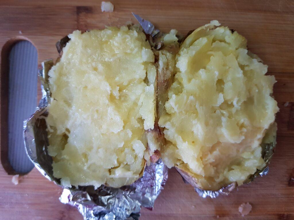 Фото рецепта - Крошка-картошка с грибной начинкой - шаг 8