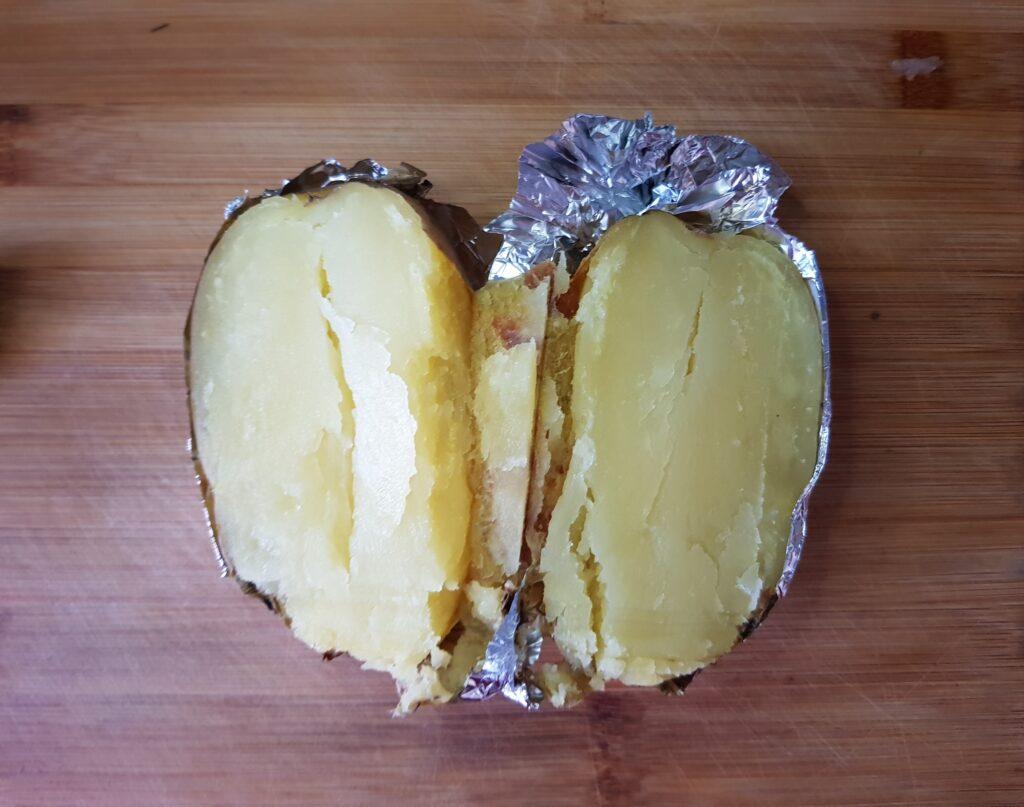 Фото рецепта - Крошка-картошка с грибной начинкой - шаг 7