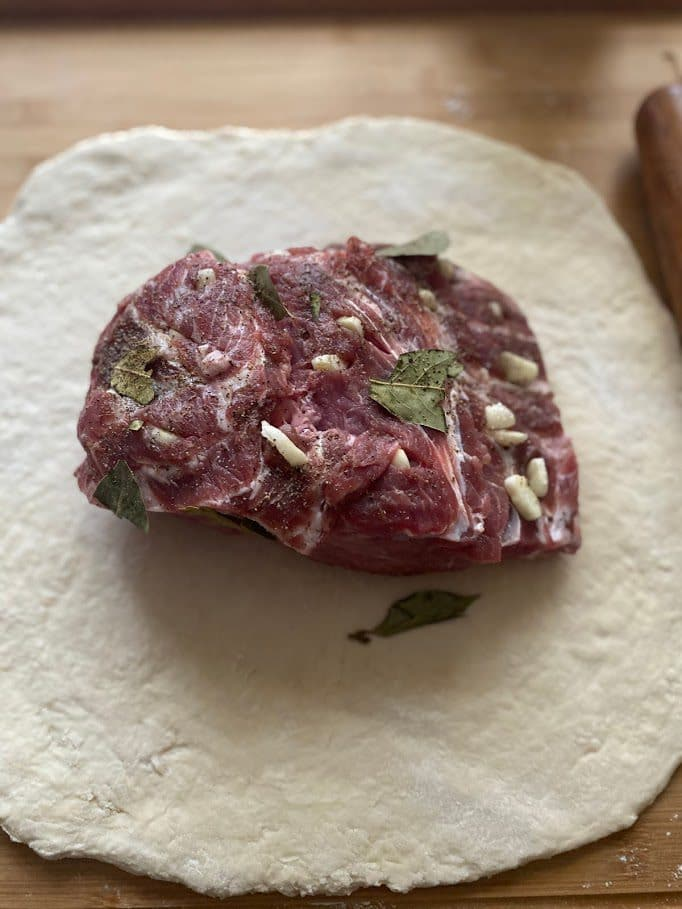 Фото рецепта - Запеченное мясо - шаг 11