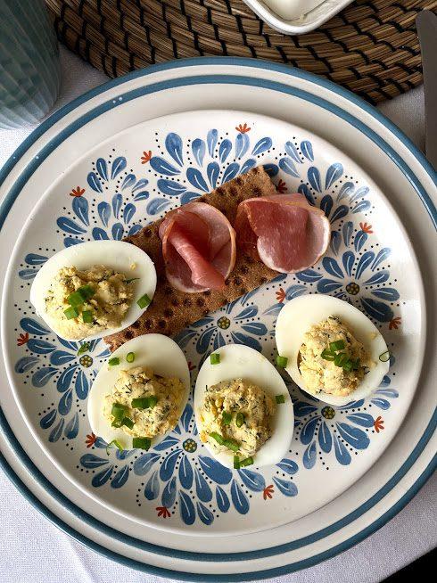 Фото рецепта - Фаршированные яйца - шаг 8