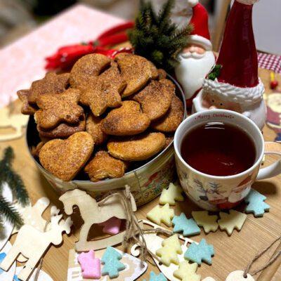 Печенье с корицей - рецепт с фото