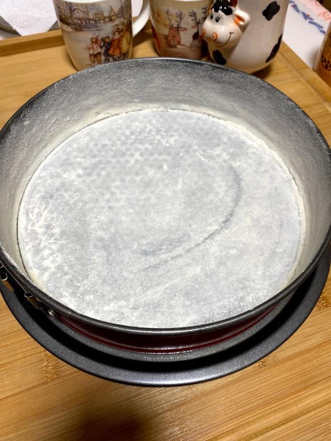 Фото рецепта - Самый простой бисквит - шаг 5