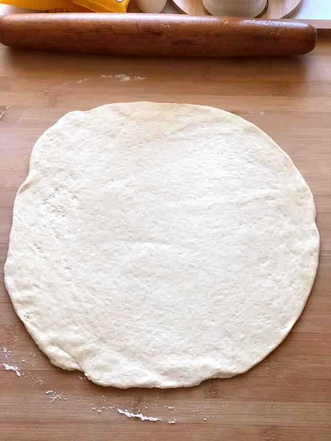 Фото рецепта - Хачапури по-аджарски - шаг 12