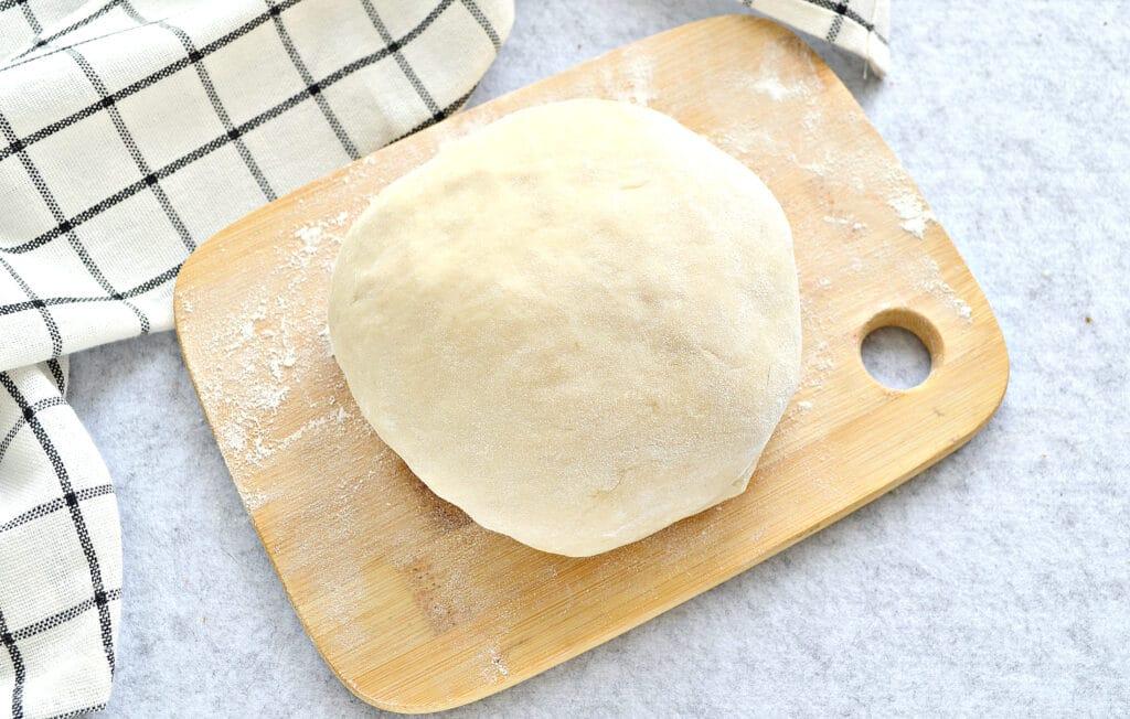 Фото рецепта - Лепешки на кефире с зеленью - шаг 1