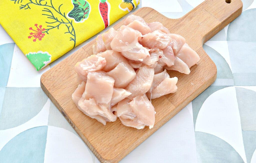 Фото рецепта - Котлеты на пару из курицы с рисом - шаг 2