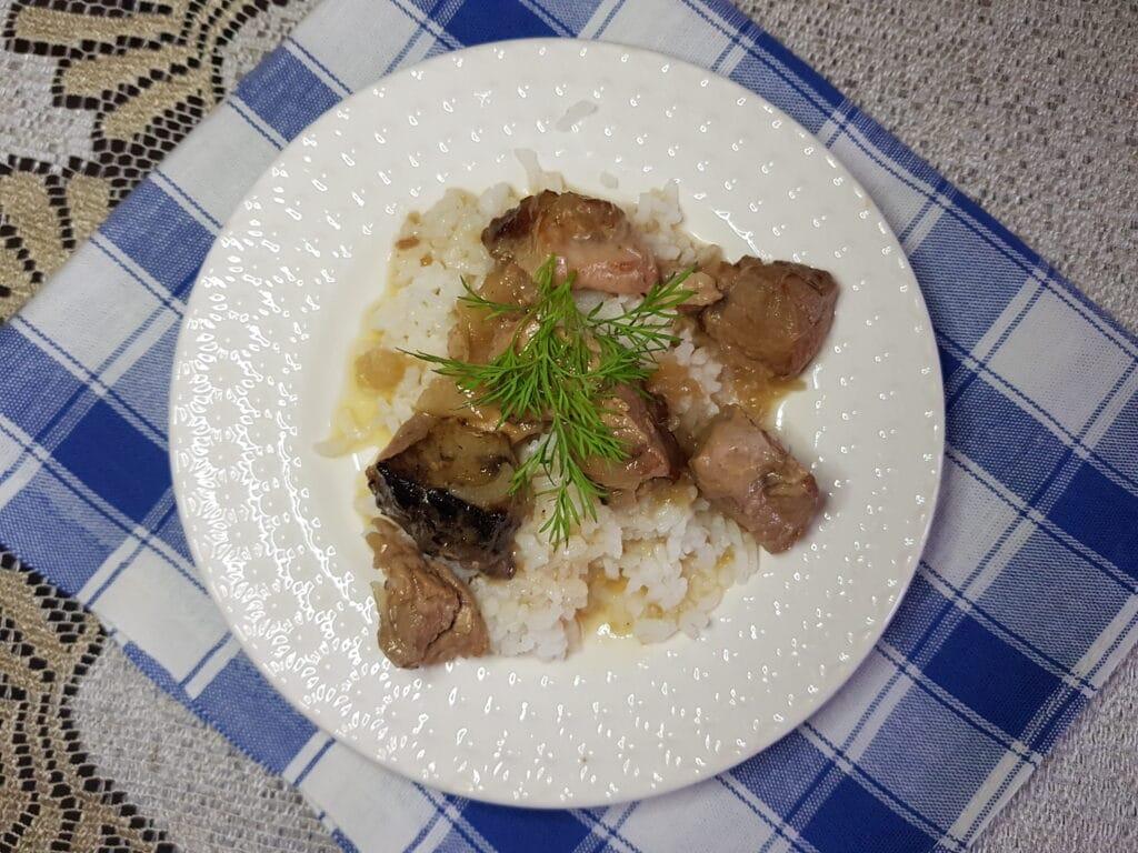 Фото рецепта - Подливка из свинины в собственном соку - шаг 6