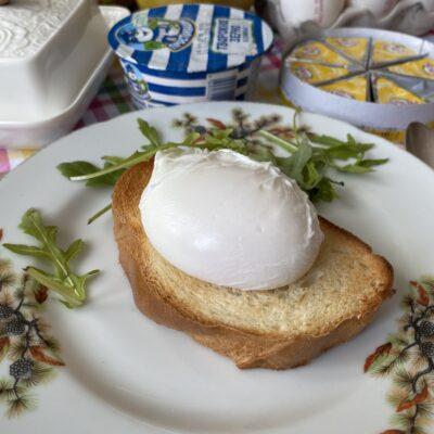 Яйцо-пашот - рецепт с фото