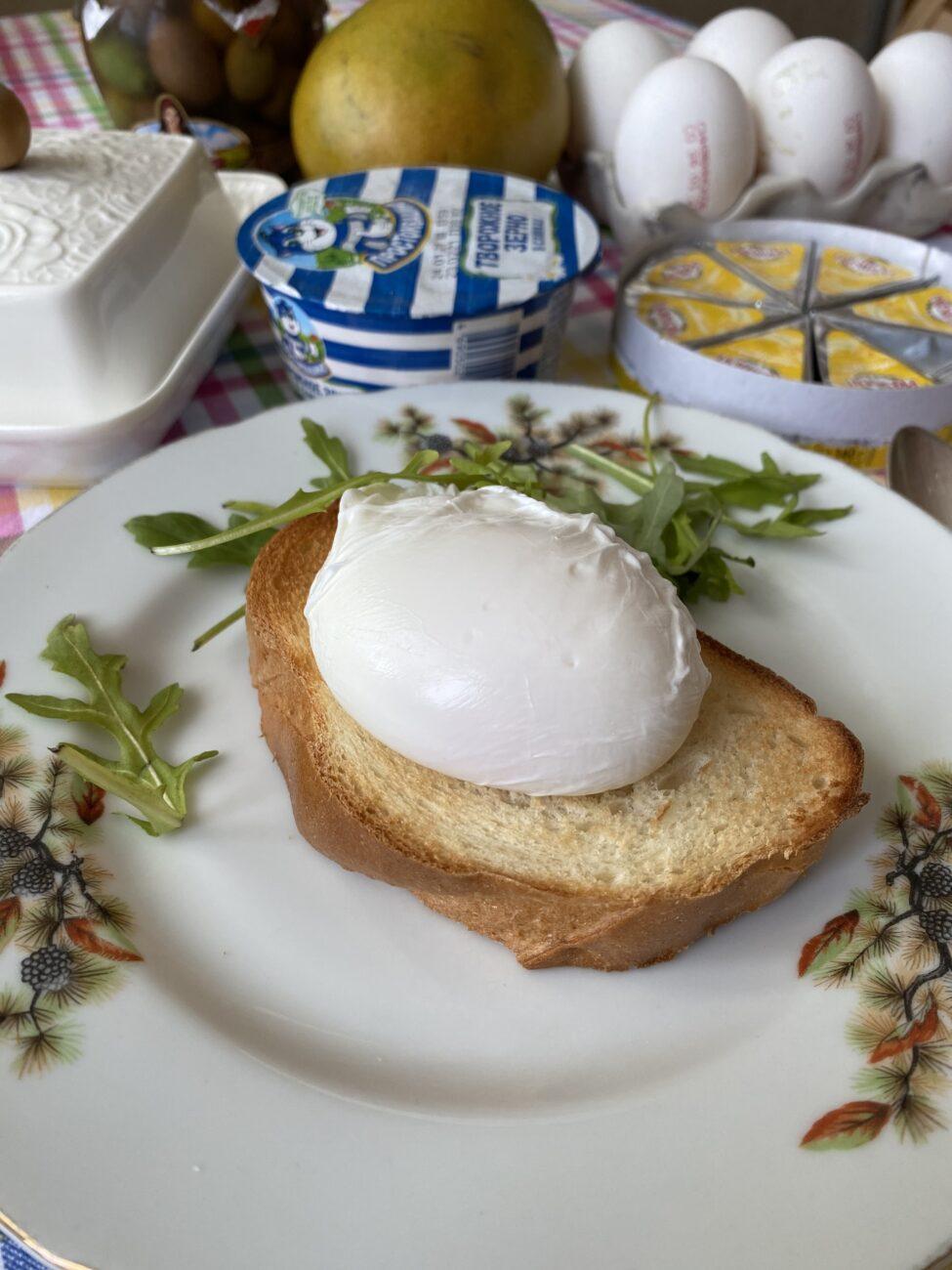 Яйцо-пашот