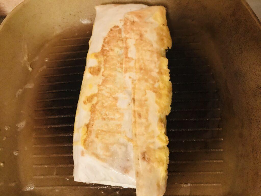 Фото рецепта - Донер с курицей и копченой паприкой - шаг 10