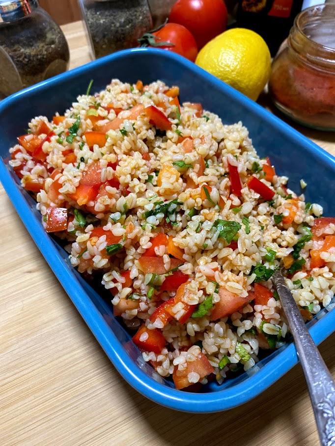 Табуле – восточный салат, закуска