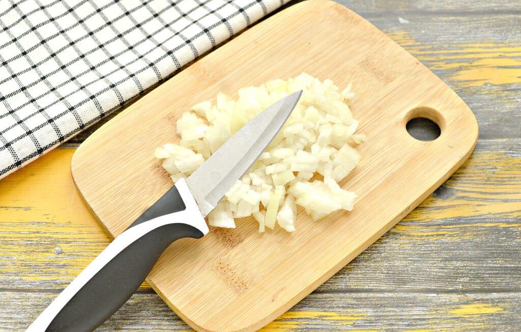 Фото рецепта - Пирог с курицей и капустой - шаг 1