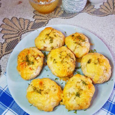 Ленивые котлеты по-киевски - рецепт с фото