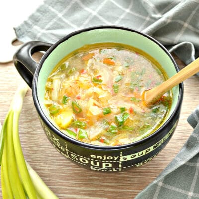 Постные щи из свежей белокочанной капусты - рецепт с фото