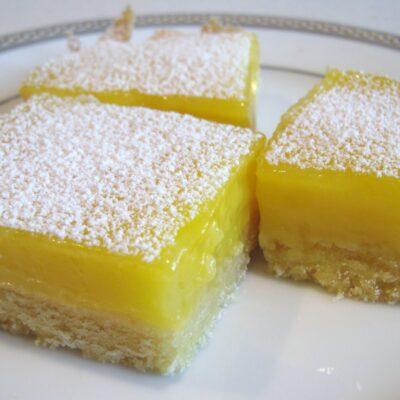 Лимонный чизкейк - рецепт с фото