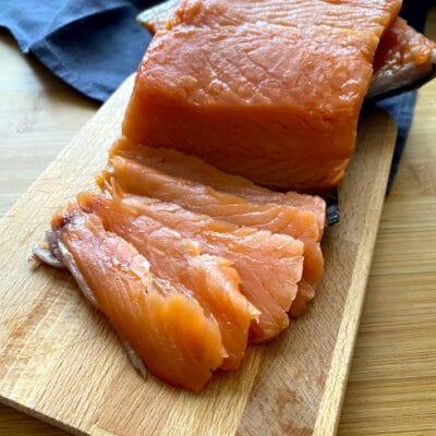 Лосось слабосоленый (как засолить рыбу) - рецепт с фото