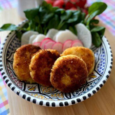 Котлеты из картофеля - рецепт с фото