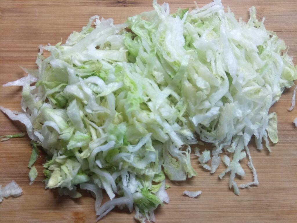 Фото рецепта - Овощной салат-конструктор - шаг 1