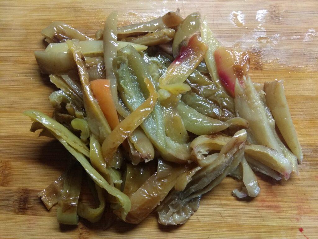 Фото рецепта - Овощной салат-конструктор - шаг 5