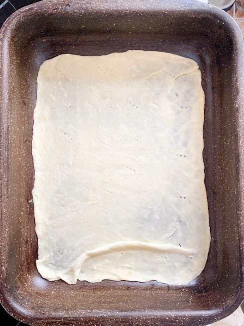 "Фото рецепта - Классический торт ""Наполеон"" - шаг 9"