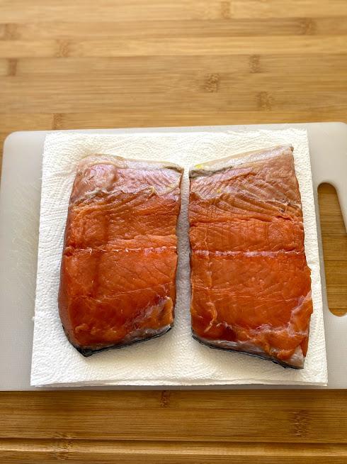 Фото рецепта - Лосось слабосоленый (как засолить рыбу) - шаг 7