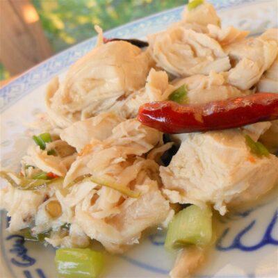 Тушеная курица по-китайски - рецепт с фото