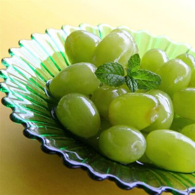 Пряный виноград - рецепт с фото