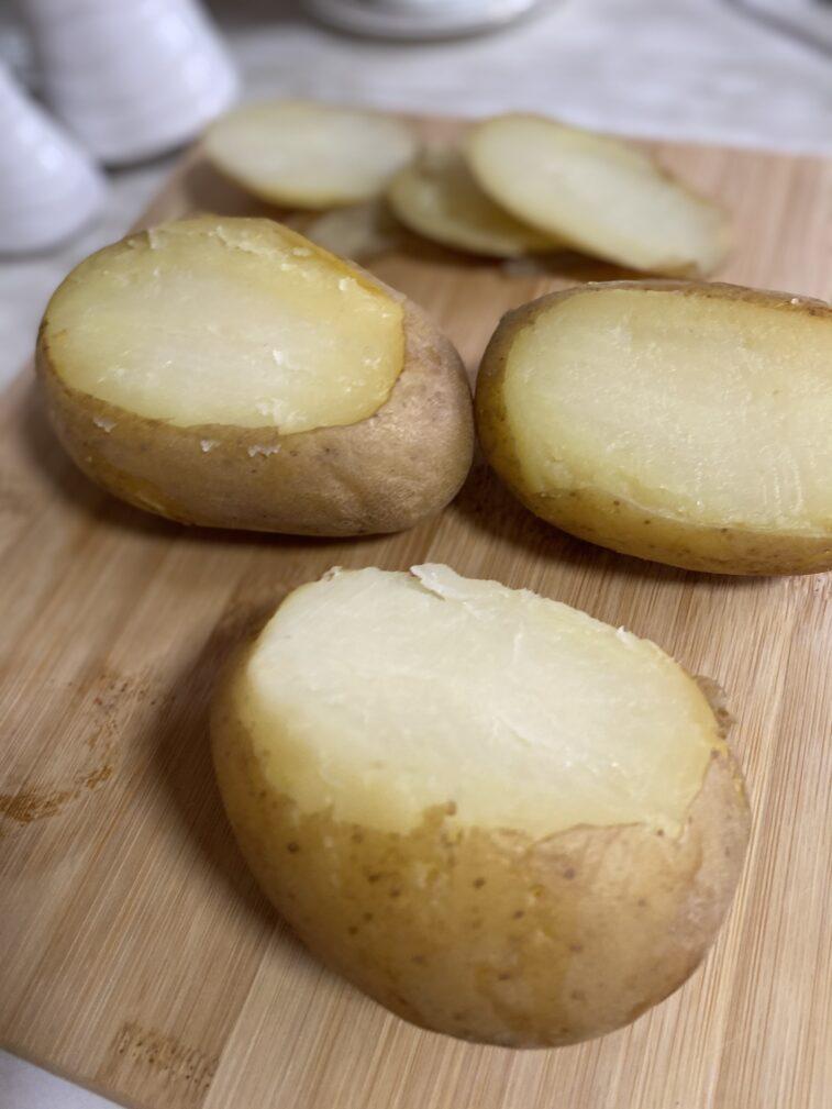 Фото рецепта - Фаршированный картофель - шаг 7