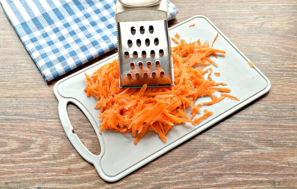Фото рецепта - Мясная подлива с морковью и луком в мультиварке - шаг 1