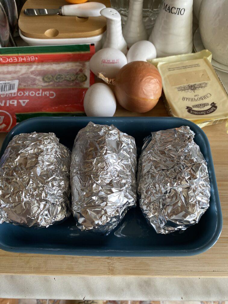 Фото рецепта - Фаршированный картофель - шаг 3