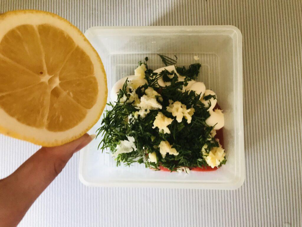 Фото рецепта - Пикантный соус к мясу или креветкам - шаг 4