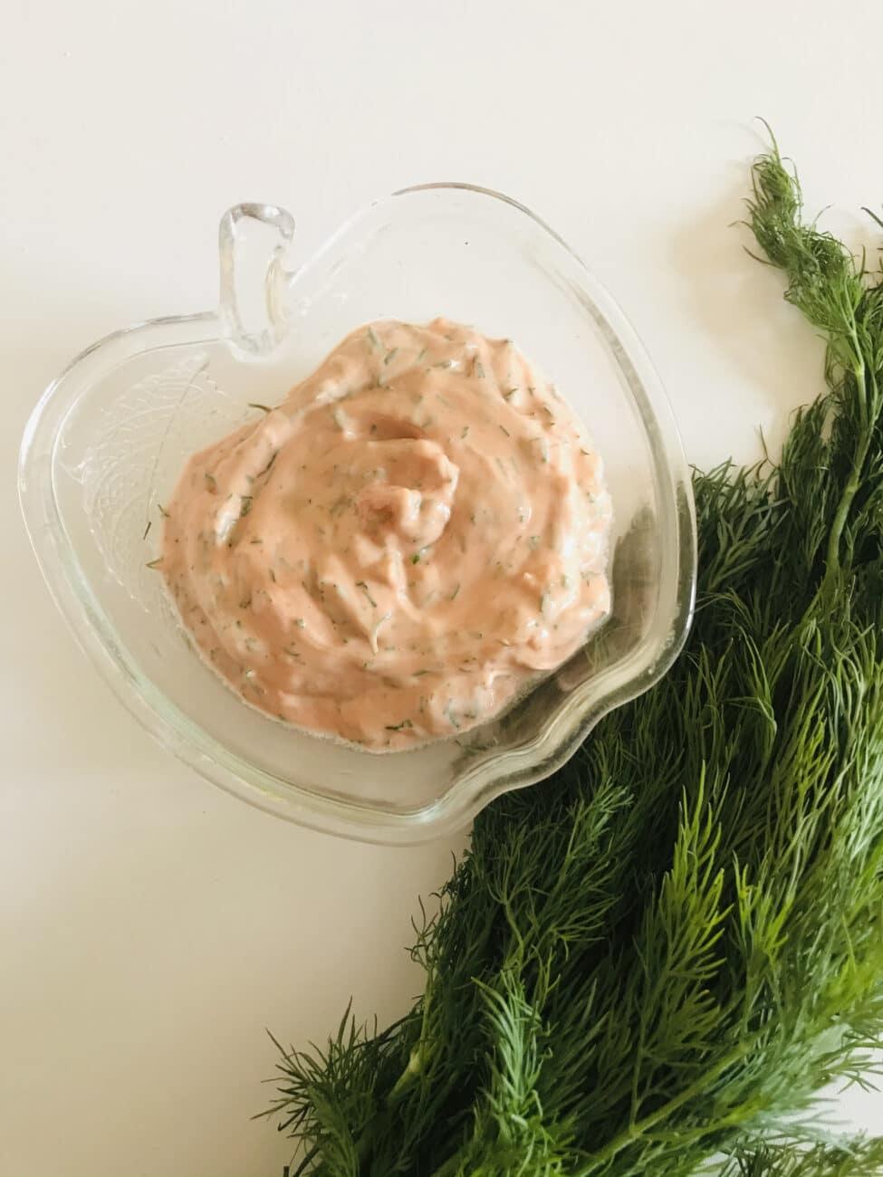 Пикантный соус к мясу или креветкам