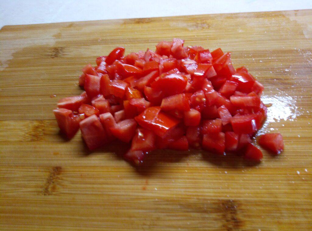 Фото рецепта - Овощная запеканка из баклажанов, кабачков и цветной капусты - шаг 2