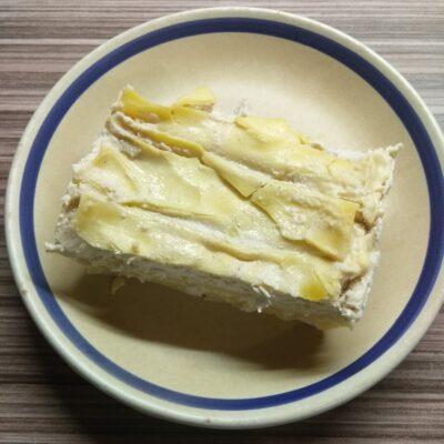 Каннеллони с творогом, бананом и корицей - рецепт с фото